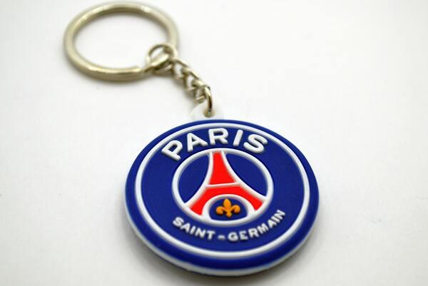 Брелок с эмблемой Пари Сен-Жермен ПСЖ
