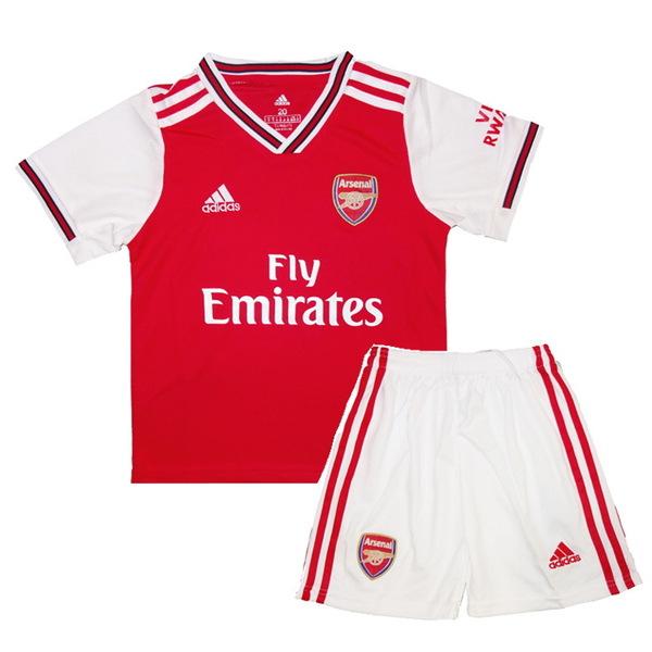 Арсенал (Arsenal) детская домашняя форма Обамеянг 14 сезон 2019-2020