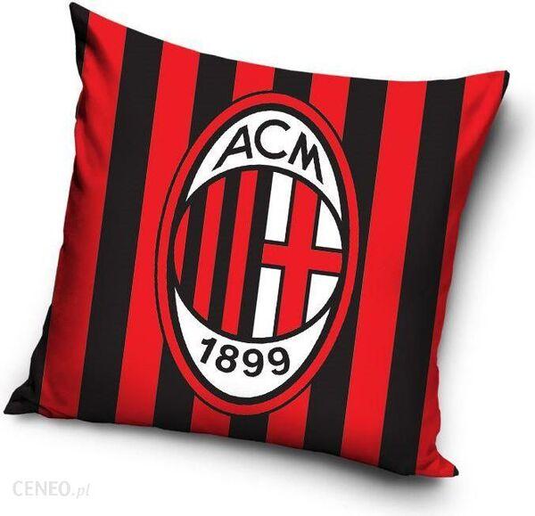 Наволочка на подушка с эмблемой Милана